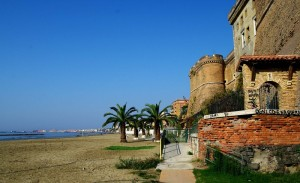 Forte San Gallo e il suo panorama