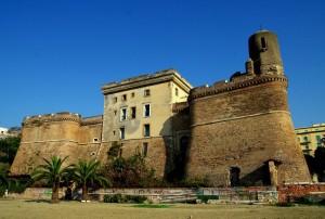 Forte San Gallo visto dal mare