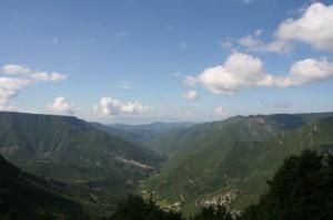 Nel verde dei Monti Simbruini
