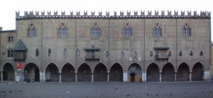 Il Palazzo Ducale o Palazzo del Capitano
