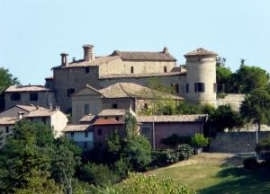 Il Borgo medioevale di Scipione Castello