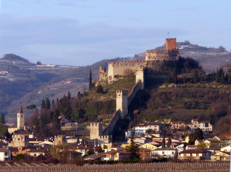 ''Il Castello'' - Soave
