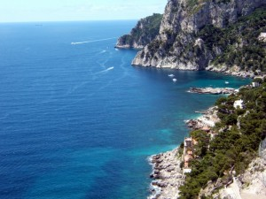 Capri e la sua costa