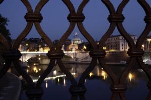 Vista dal Ponte Sant'Angelo