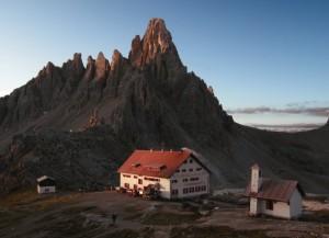 Rifugio Locatelli e Paterno