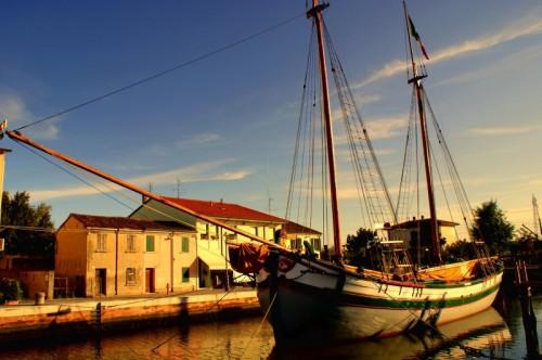 Cesenatico - Porto canale di Cesenatico