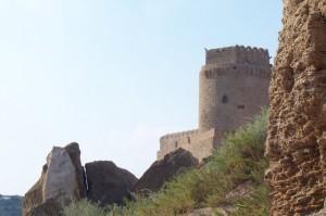 torrione dal retro castello