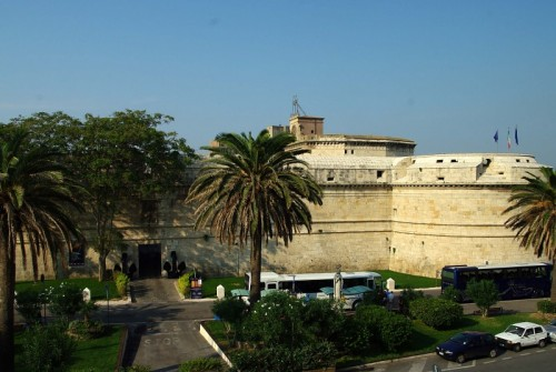 """Civitavecchia - Forte Michelangelo """" l'ingresso """""""