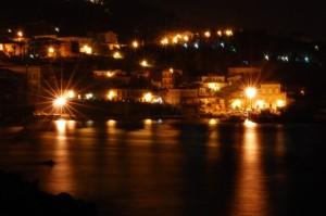 Santa Maria La Scala - Di notte