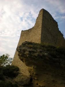 La rocca di Smerillo