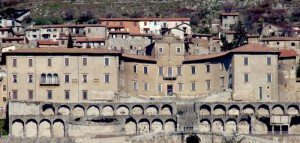 Mura del Tempio della Fortuna Primigenia