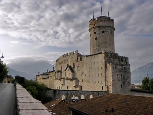 Trento - Il Castello sui tetti