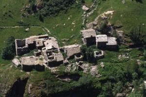 borgata Fregai, Vallone del Roc, comune di Noasca, Valle Orco