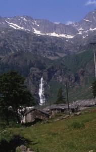borgata Potes, Vallone del Roc, comune di Noasca, Valle Orco