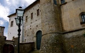 Castello Theodoli - particolare