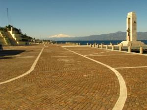 Lungomare Falcomatà Reggio Calabria