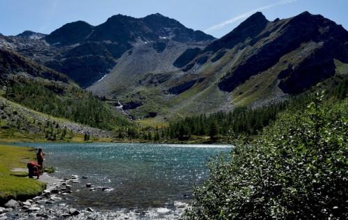 Morgex - Lago d'Arpy