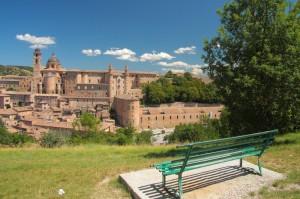 Urbino dalla fortezza