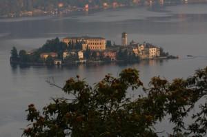 Veduta Isola San Giulio