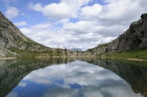 Al lago Boè