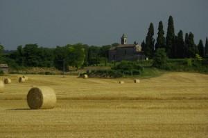 Chiesa di sant'ANNA panorama
