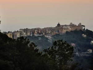 Castel Gandolfo, panorama