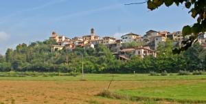 Nella via dei Santi e del Vino: Pino d'Asti