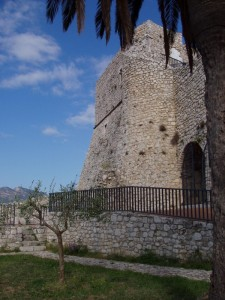 Guardia Sanframondi - Castello