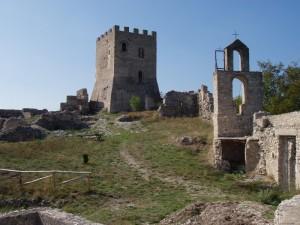 Sant'Angelo d'Alife - Castello