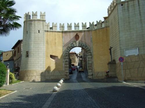 Genazzano - Porta di Genazzano