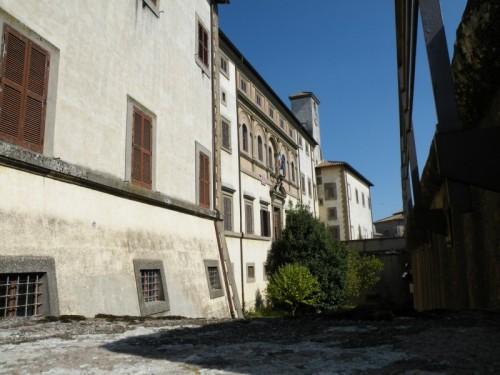 Oriolo Romano - Prospettiva di palazzo Altieri