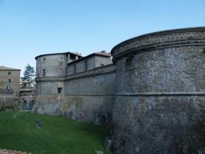 Castello di Vejano - lato superiore