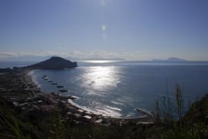 Spiaggia di Miliscola e Capo Miseno