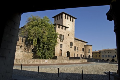 Fontanellato - la Rocca di Fontanellato