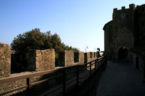 Capalbio - ronda diurna