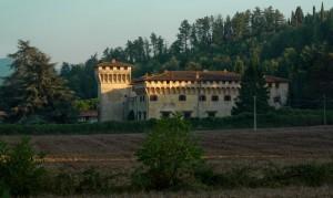 Castello di Cafaggiolo a Barberino del Mugello