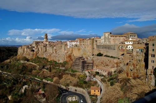 Pitigliano - Il gioiello più fotografato di Toscana! W la Toscana, quella vera!