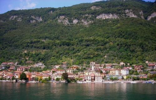 Sala Comacina - Sala Comacina vista dal lago