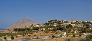panorama di Custonaci 2