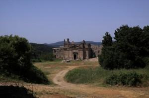 Ruderi della Chiesa di San Bonaventura