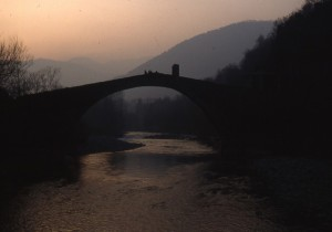 Lanzo, Ponte del Diavolo