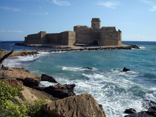 Isola di Capo Rizzuto - Le Castella