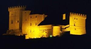 Castello by night!