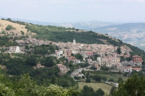Panorama di Campochiaro