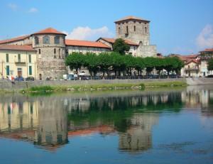 Il castello di Brivio