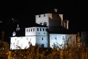 esterno notte: castello 3