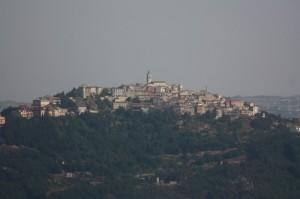 Panorama di Ferrazzano