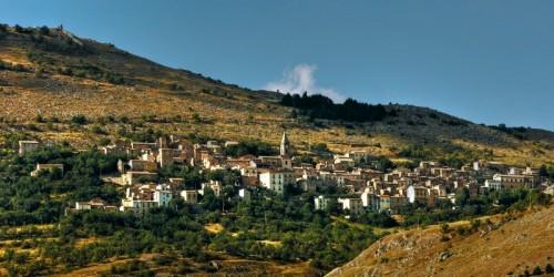 Calascio - Panorama Calascio