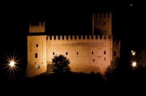 Castello della Rancia Night