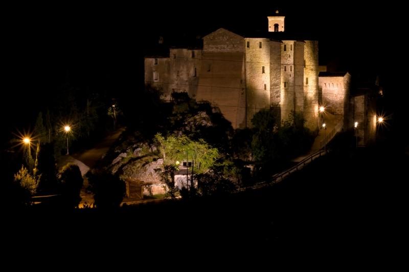 ''Castello di Precicchie Night'' - Fabriano